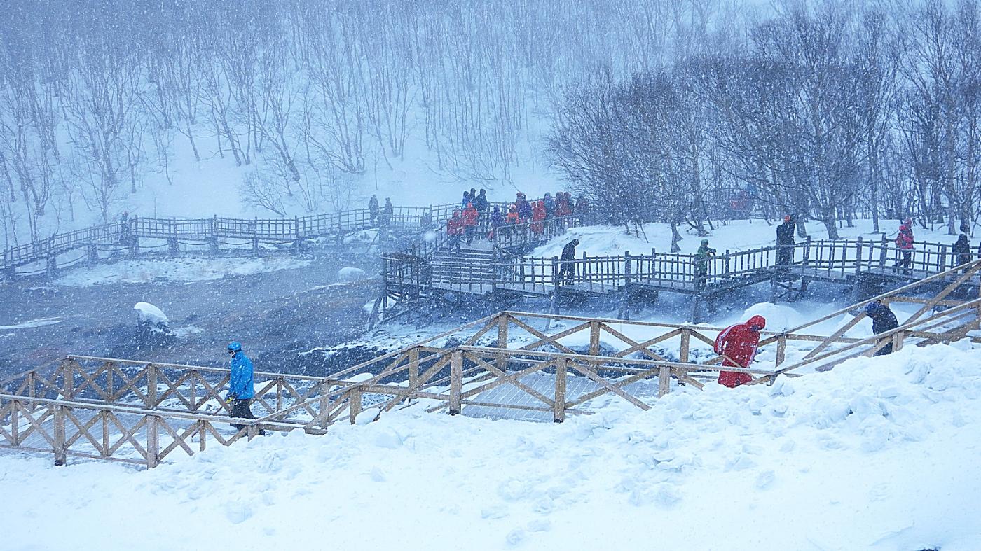 东北行-长白山2015春_图1-25
