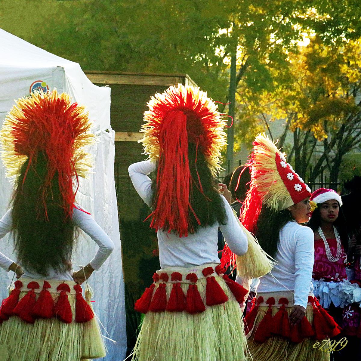 【摄影后期】夏威夷的草裙舞_图1-3