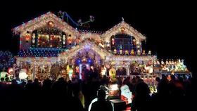 【田螺手机摄影】whitestone的圣诞屋