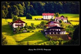 多瑙河两岸的德国建筑,超级棒