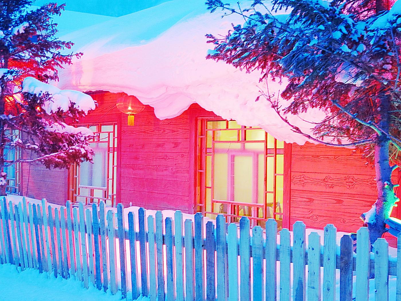 东北行-雪乡2015春_图1-21