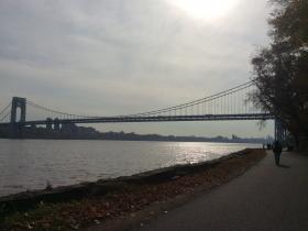 走过华盛顿大桥
