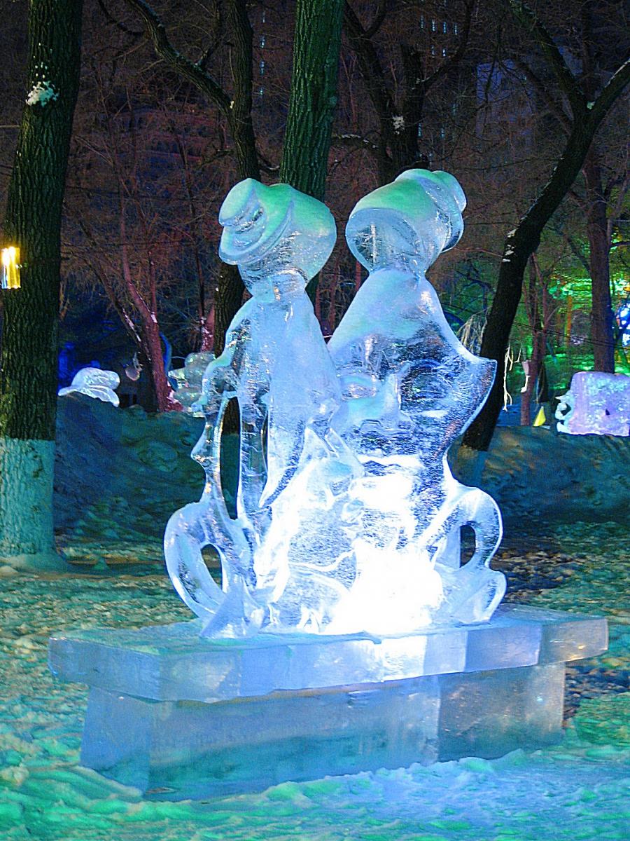 东北行-哈尔滨冰灯2015春_图1-17
