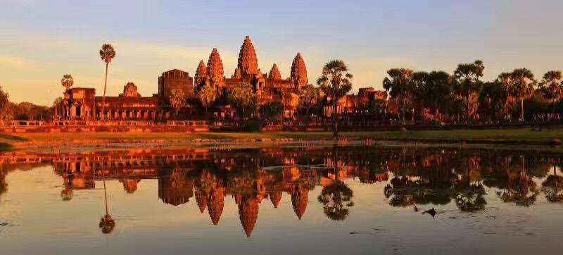 金蝶柬埔寨游玩记:神秘的高棉微笑_图1-1