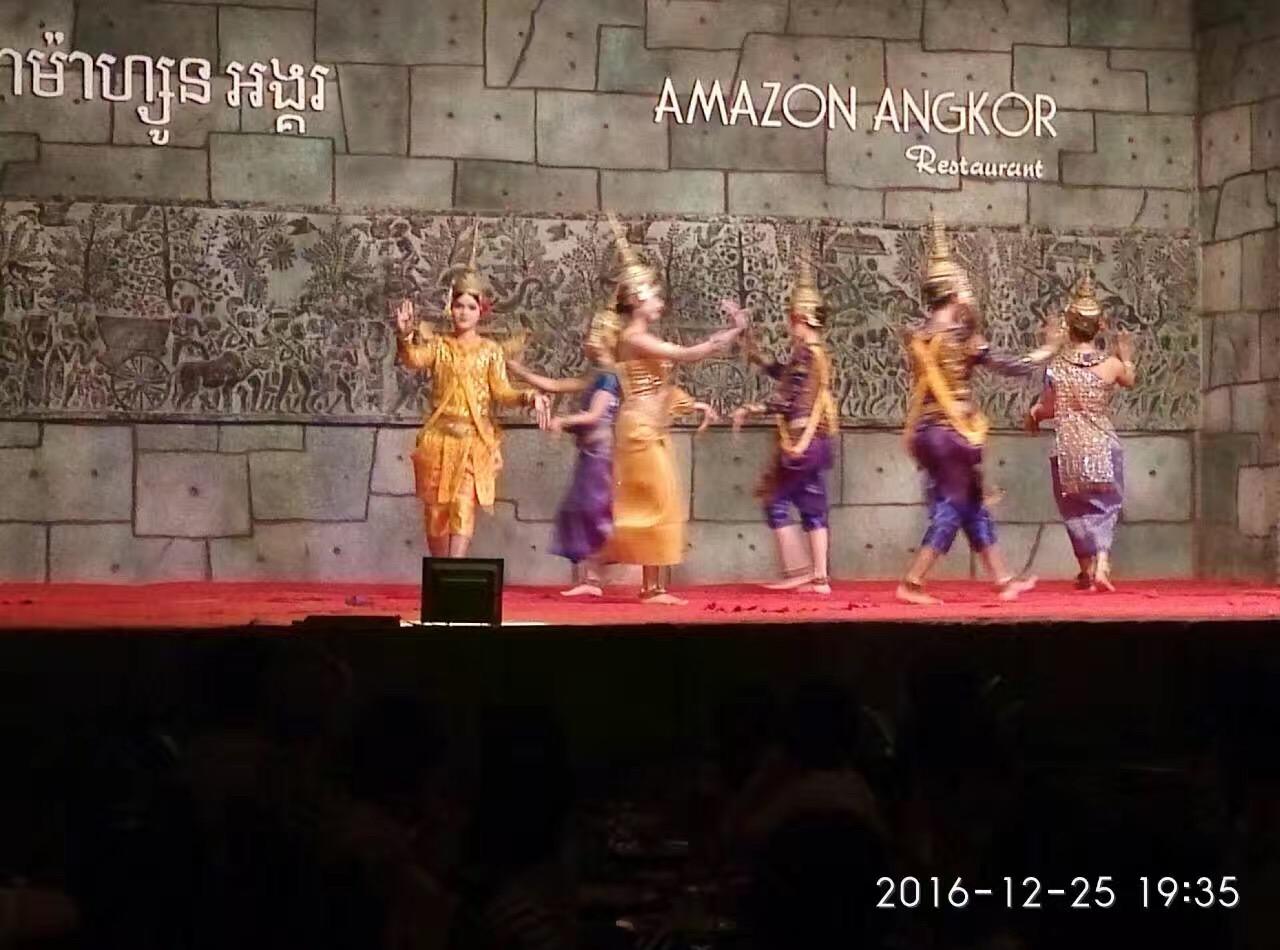 金蝶柬埔寨游玩记:神秘的高棉微笑_图1-5