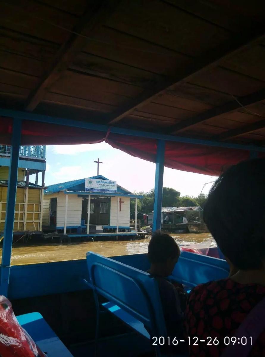 金蝶柬埔寨游玩记:神秘的高棉微笑_图1-7