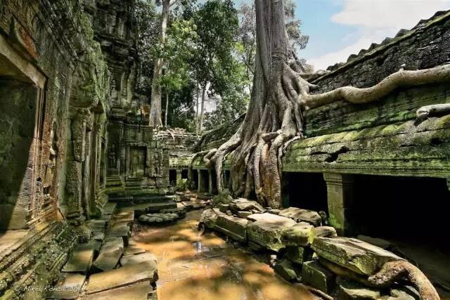 金蝶柬埔寨游玩记:神秘的高棉微笑_图1-6