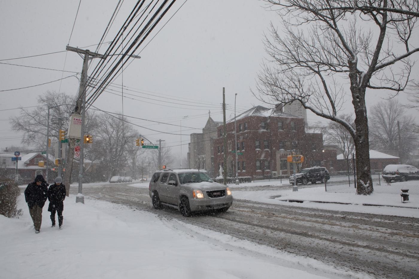 紐約: 風雪法拉盛 190107_图1-4
