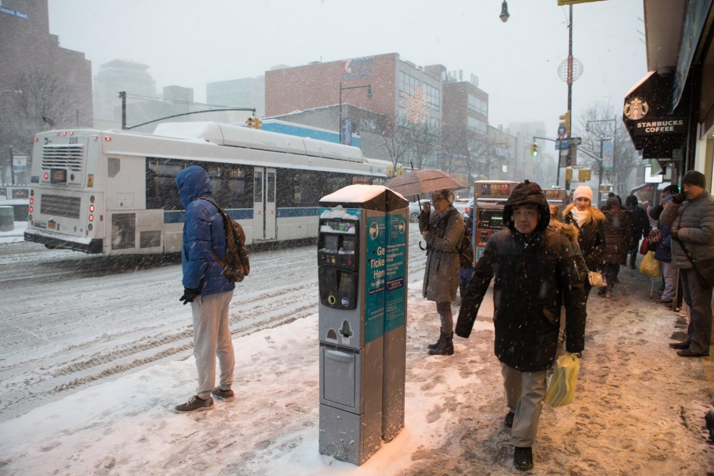 紐約: 風雪法拉盛 190107_图1-18