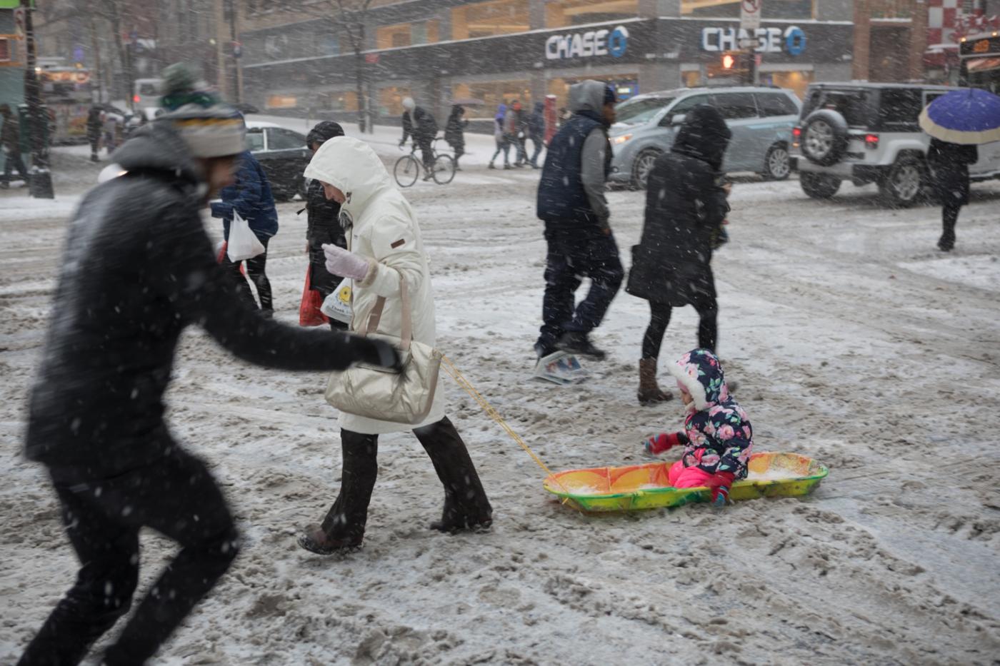 紐約: 風雪法拉盛 190107_图1-20