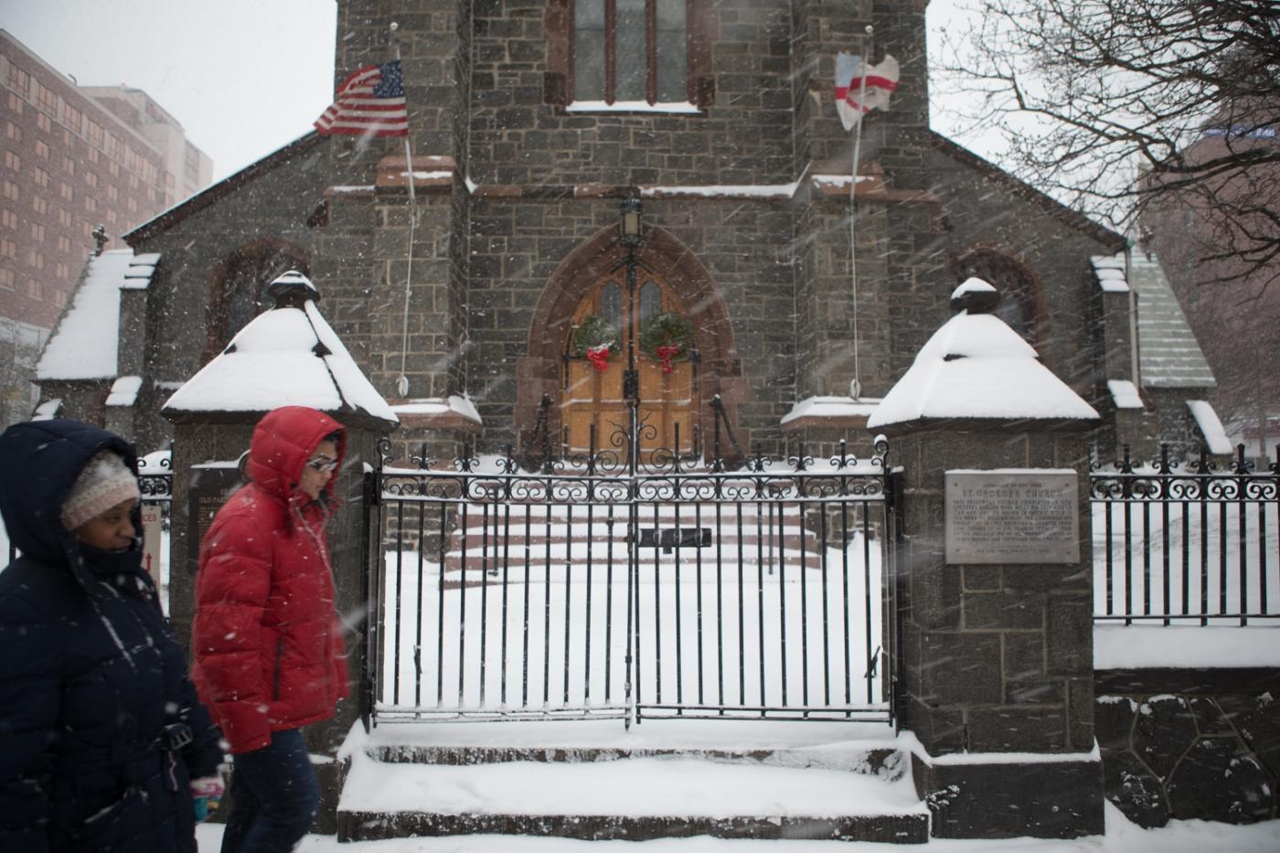 紐約: 風雪法拉盛 190107_图1-21
