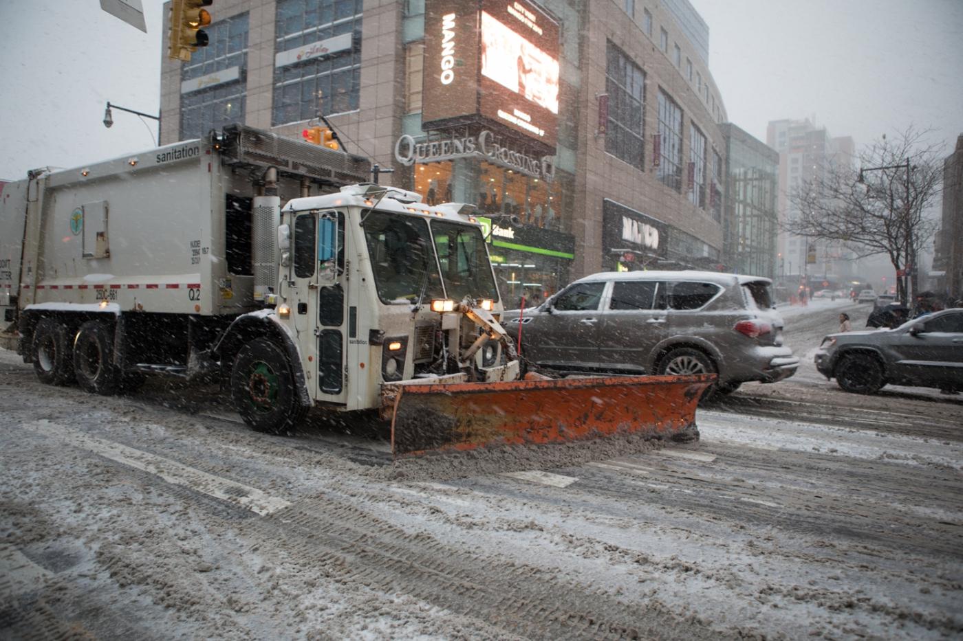 紐約: 風雪法拉盛 190107_图1-24