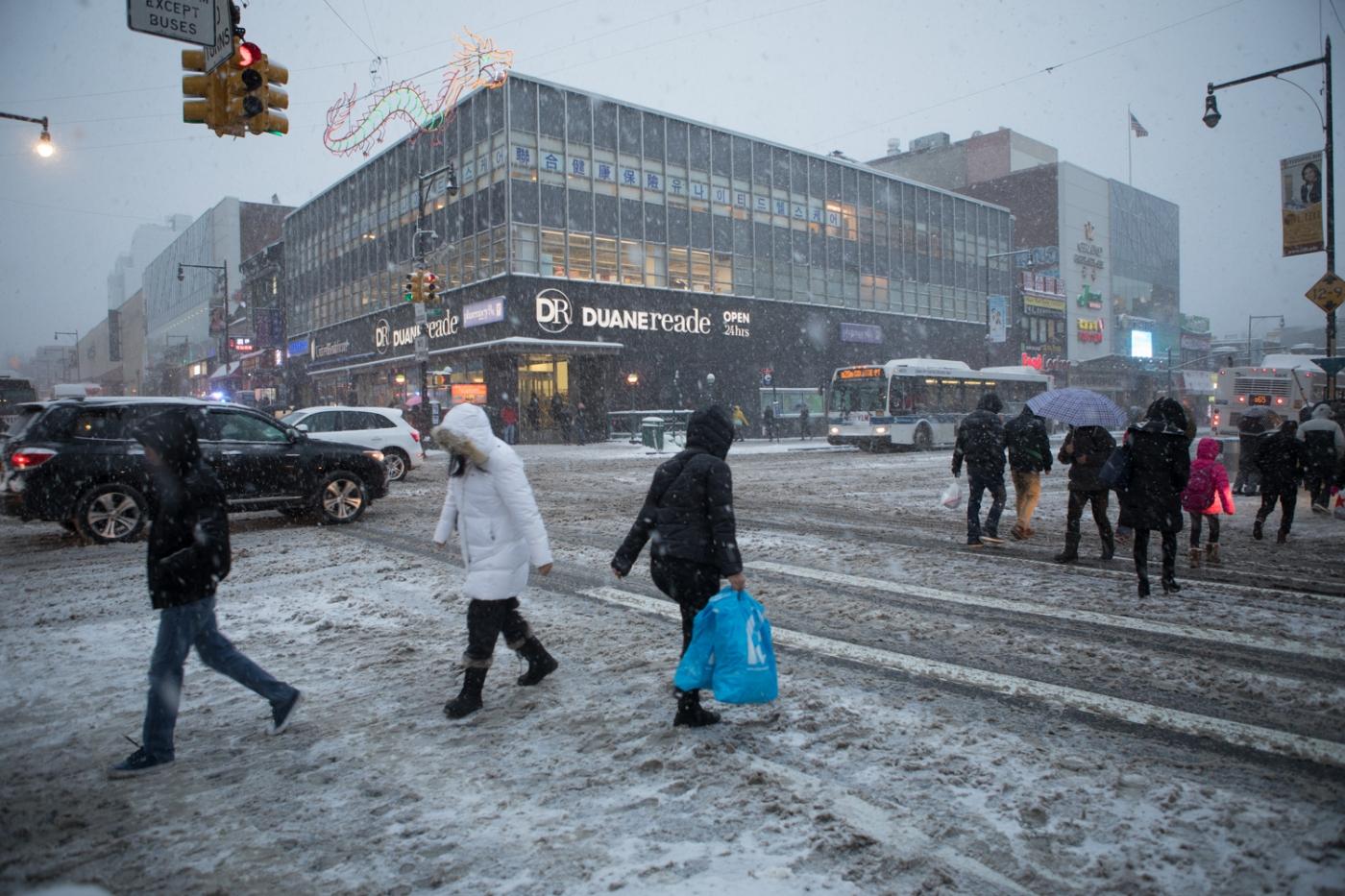 紐約: 風雪法拉盛 190107_图1-25