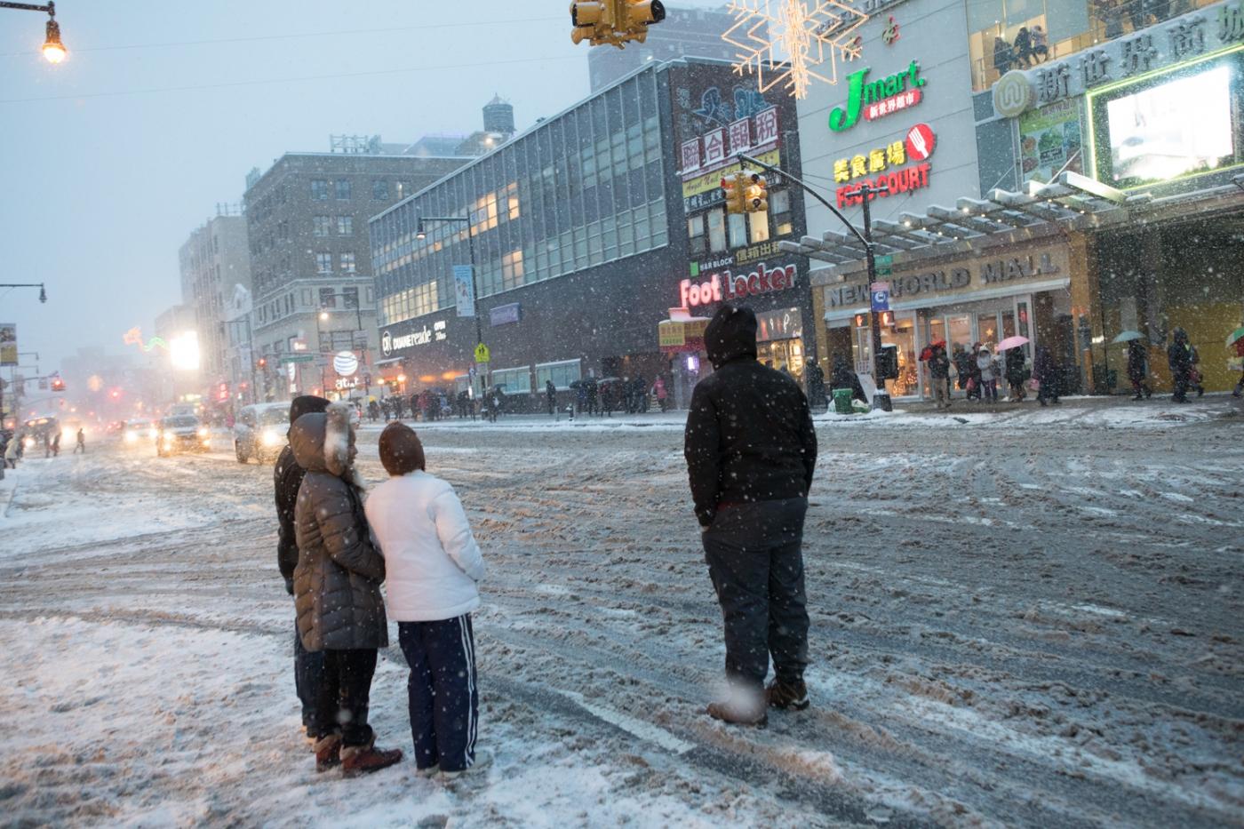 紐約: 風雪法拉盛 190107_图1-33