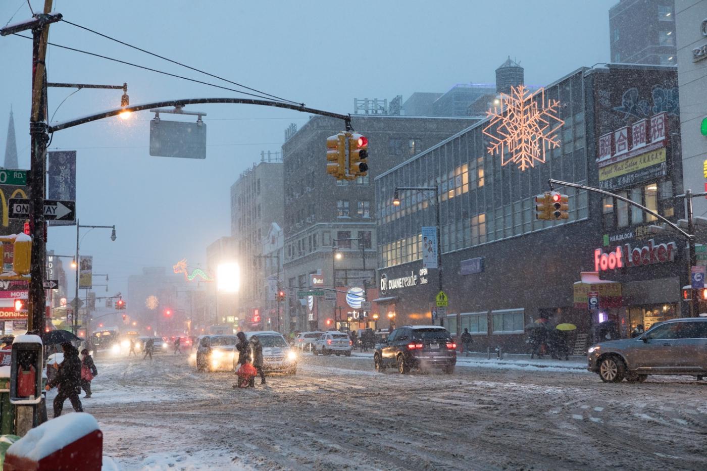 紐約: 風雪法拉盛 190107_图1-34