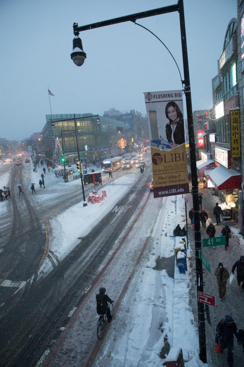 紐約: 風雪法拉盛 190107_图1-36