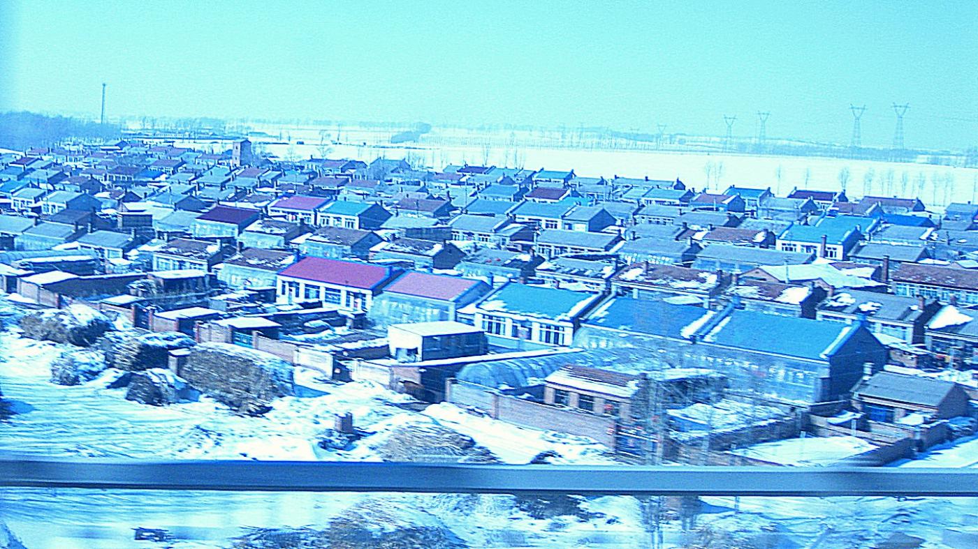 东北行-乘动车从哈尔滨到大连路境_图1-5