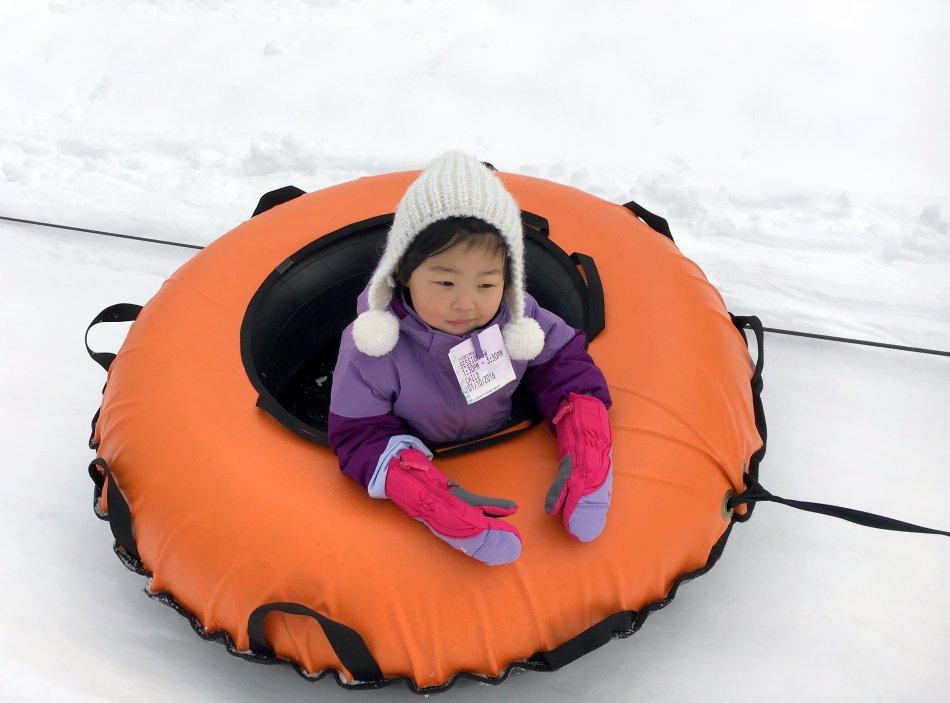 带娃游玩雷尼尔滑雪场(图)_图1-2