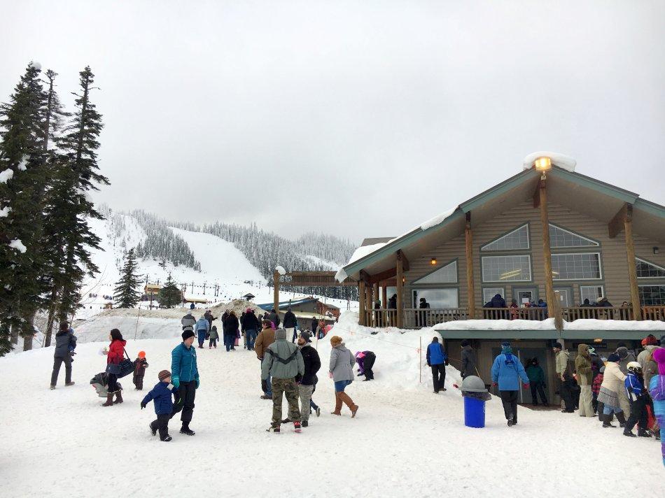 带娃游玩雷尼尔滑雪场(图)_图1-9