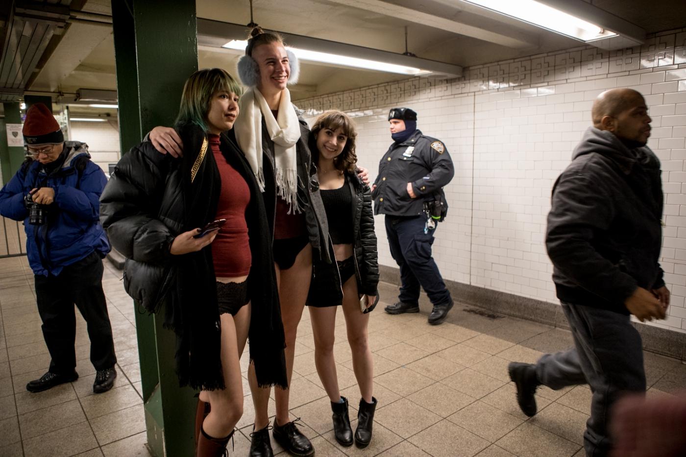 紐約無褲日一瞥 170108_图1-25