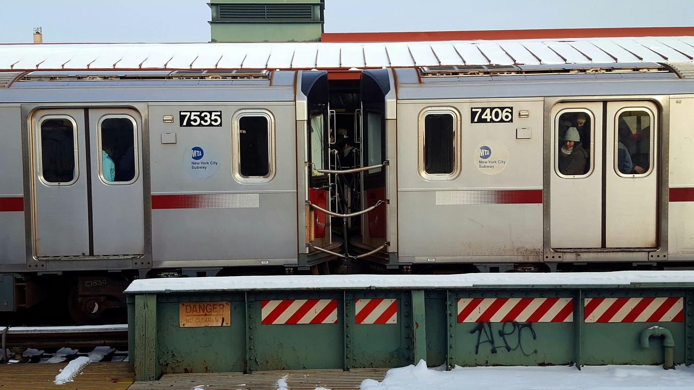 【田螺手机随拍】今天的地铁站、人也是―道景_图1-8