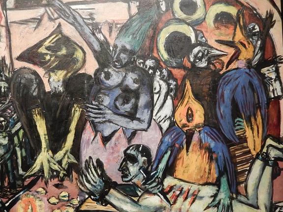 锐利的眼光:一位流亡艺术家的观察_图1-3