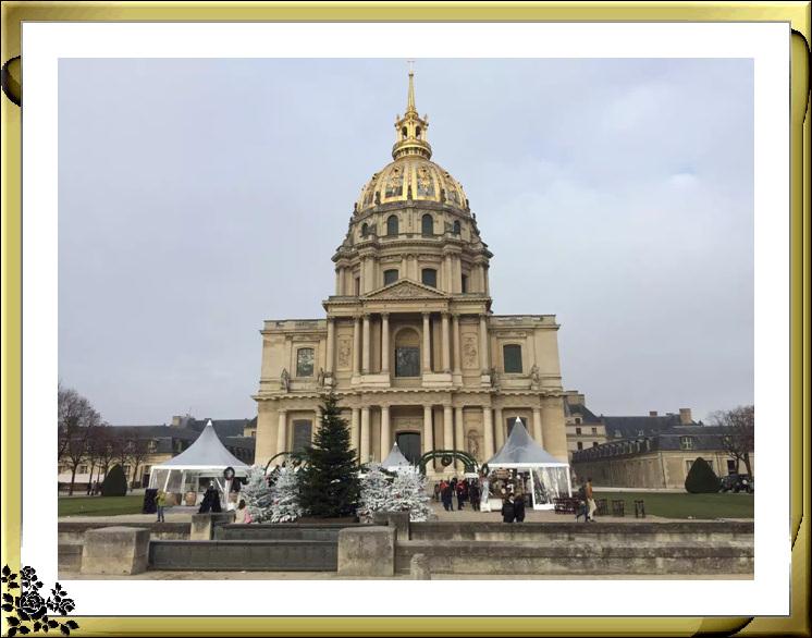 凭吊巴黎荣军院(拿破仑陵墓)_图1-31
