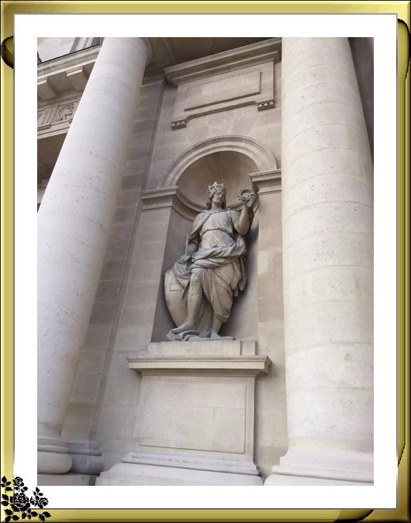 凭吊巴黎荣军院(拿破仑陵墓)_图1-13