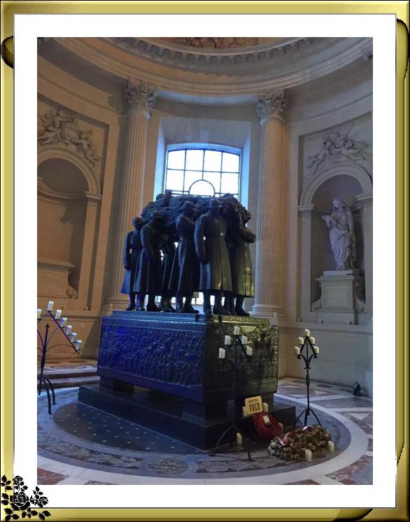 凭吊巴黎荣军院(拿破仑陵墓)_图1-16