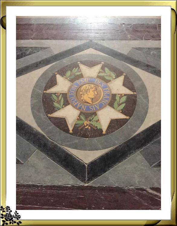 凭吊巴黎荣军院(拿破仑陵墓)_图1-21