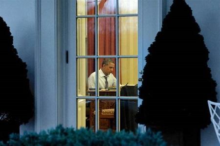 写给奥巴马:跛鸭之际方知你的珍贵_图1-8