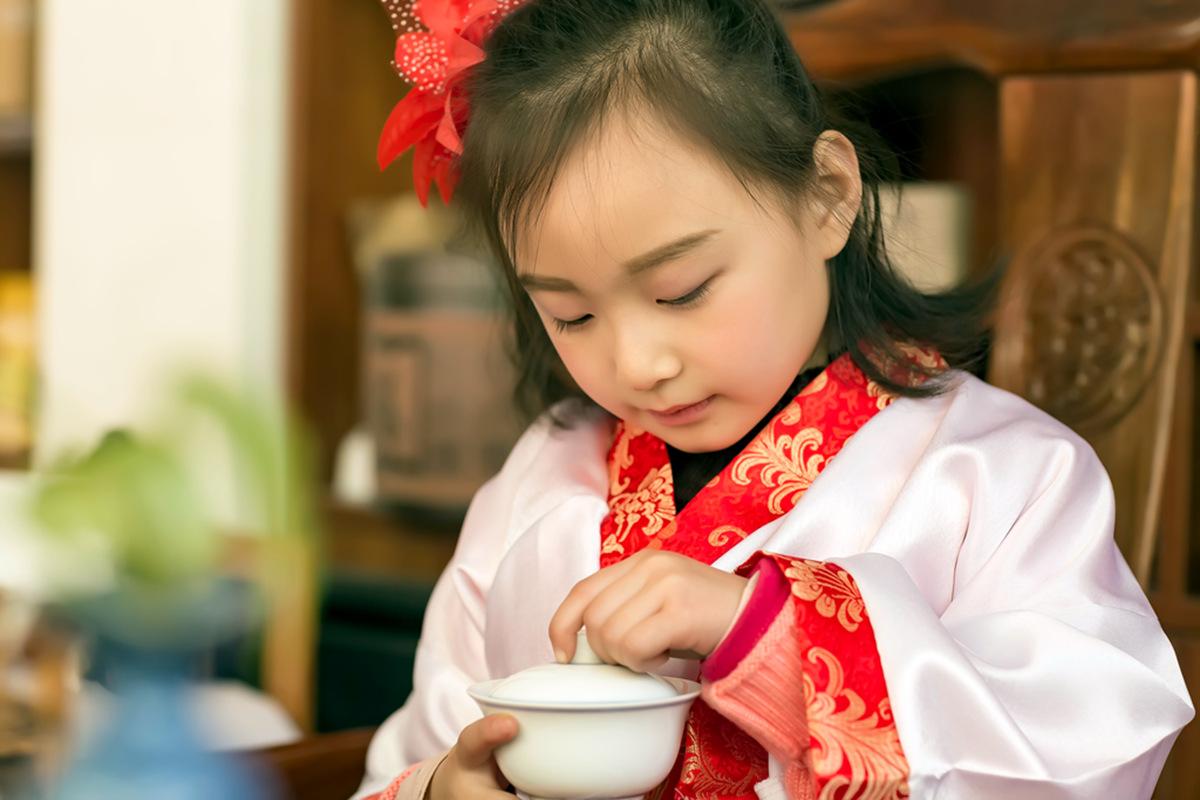 小小茶仙子原来在这里 萌萌的 也太可爱了吧 有图有真相哈_图1-15