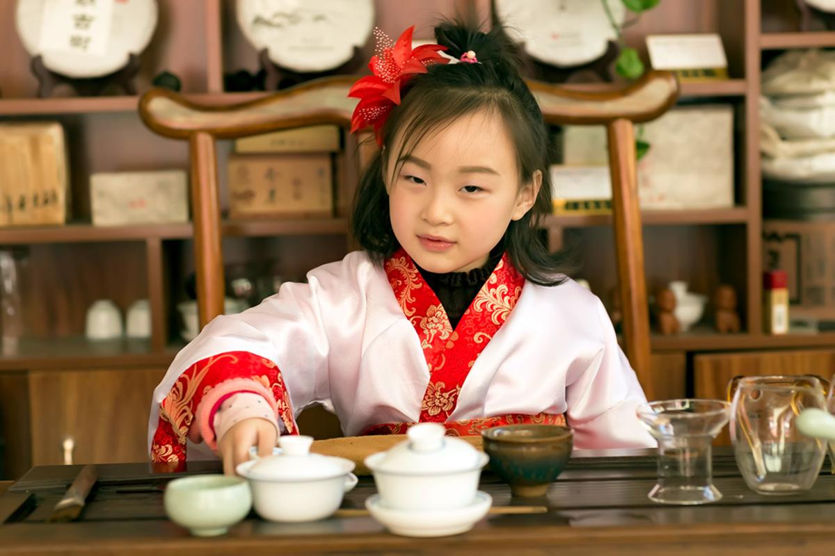 小小茶仙子原来在这里 萌萌的 也太可爱了吧 有图有真相哈_图1-18