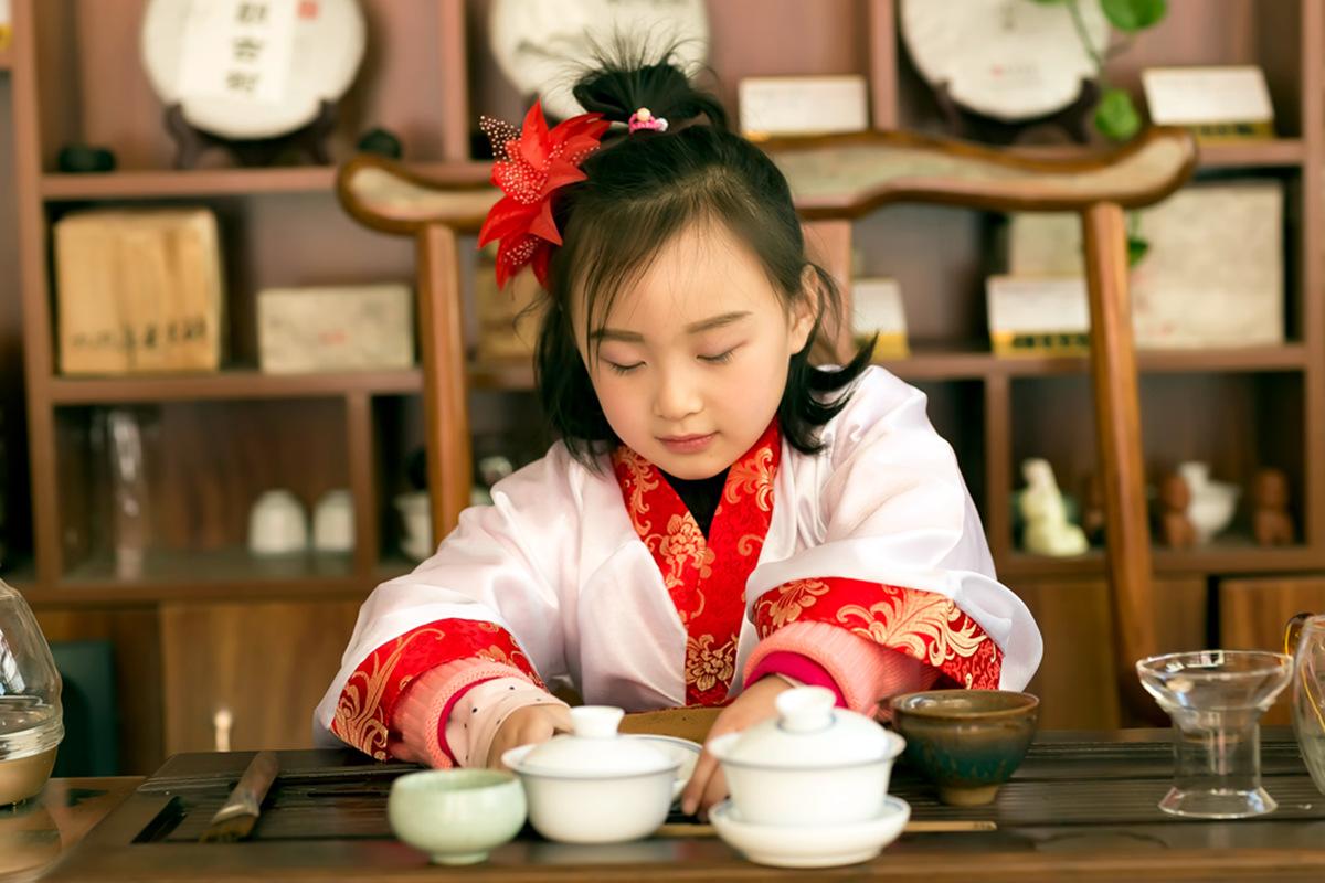 小小茶仙子原来在这里 萌萌的 也太可爱了吧 有图有真相哈_图1-20