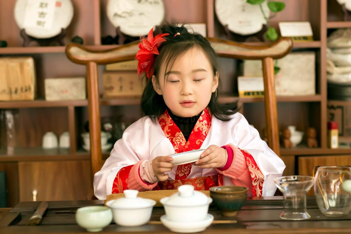 小小茶仙子原来在这里 萌萌的 也太可爱了吧 有图有真相哈_图1-21