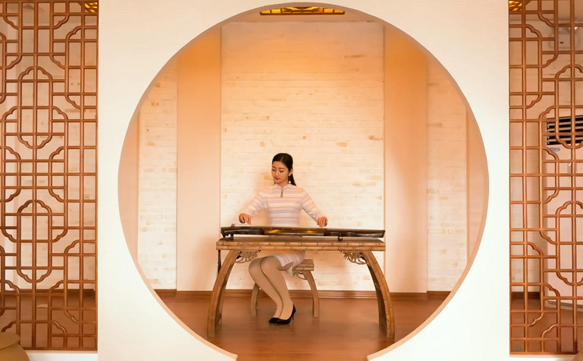 当沂蒙女孩遇到中国人自己的服饰 和摄影人的新年艳遇开始了 ..._图1-7