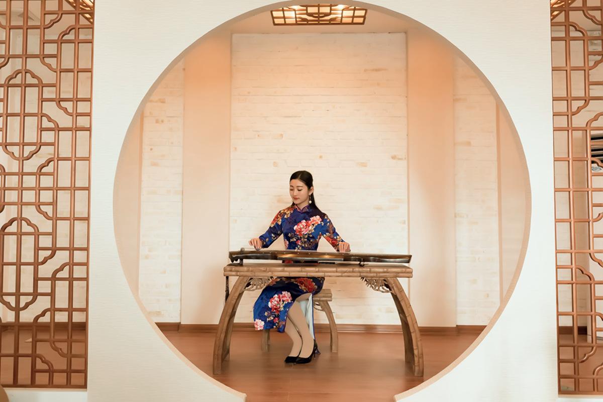 当沂蒙女孩遇到中国人自己的服饰 和摄影人的新年艳遇开始了 ..._图1-12