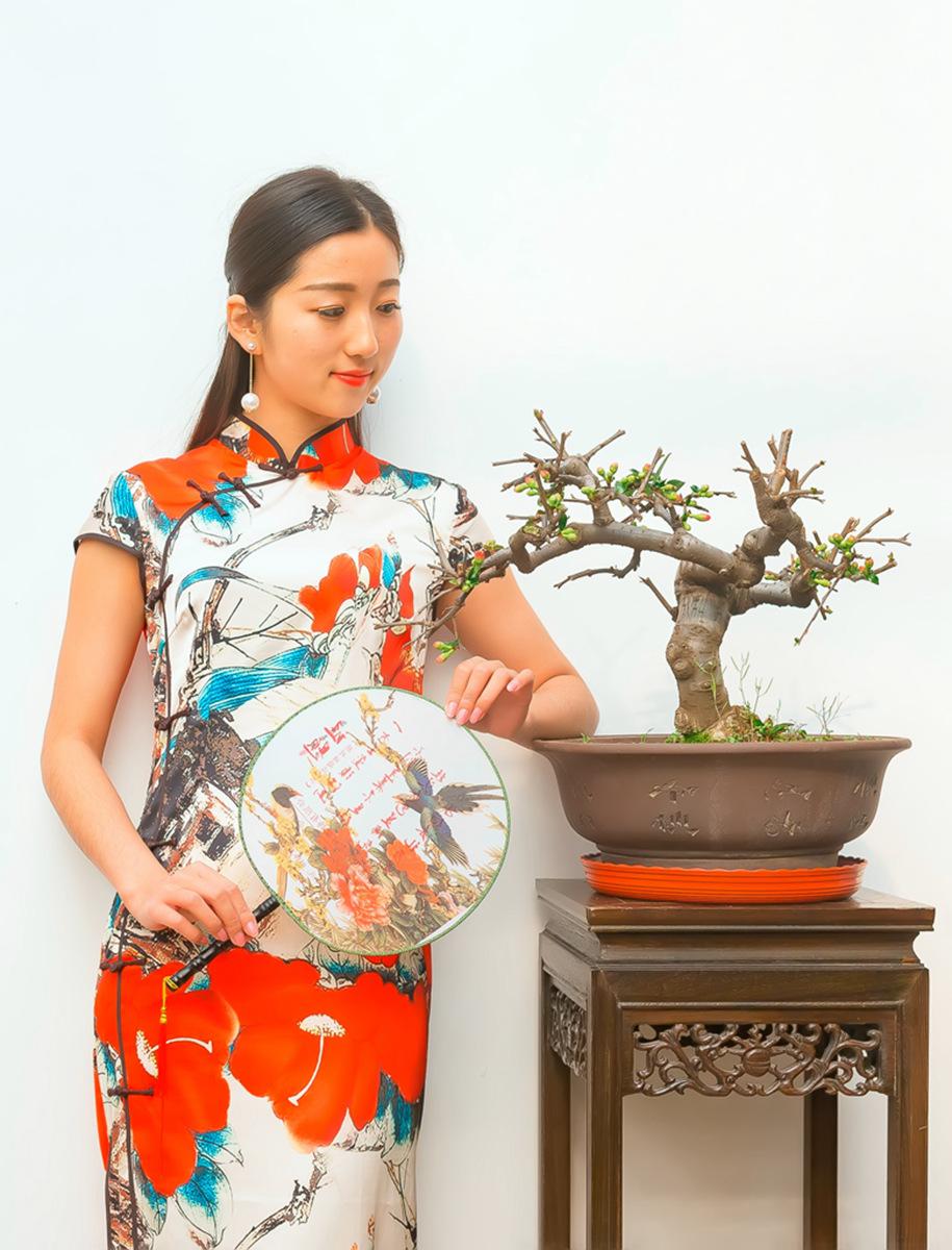 当沂蒙女孩遇到中国人自己的服饰 和摄影人的新年艳遇开始了 ..._图1-25