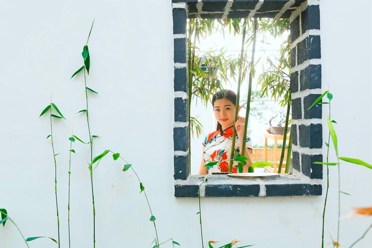 当沂蒙女孩遇到中国人自己的服饰 和摄影人的新年艳遇开始了 ..._图1-28