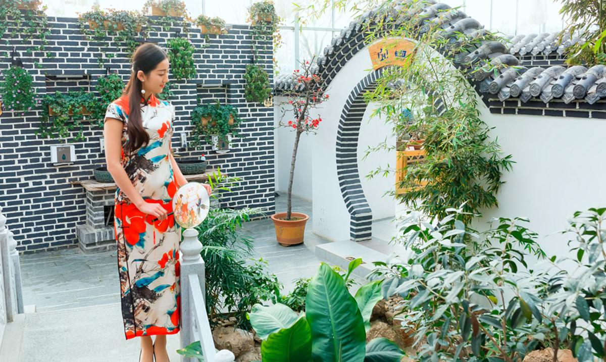 当沂蒙女孩遇到中国人自己的服饰 和摄影人的新年艳遇开始了 ..._图1-32