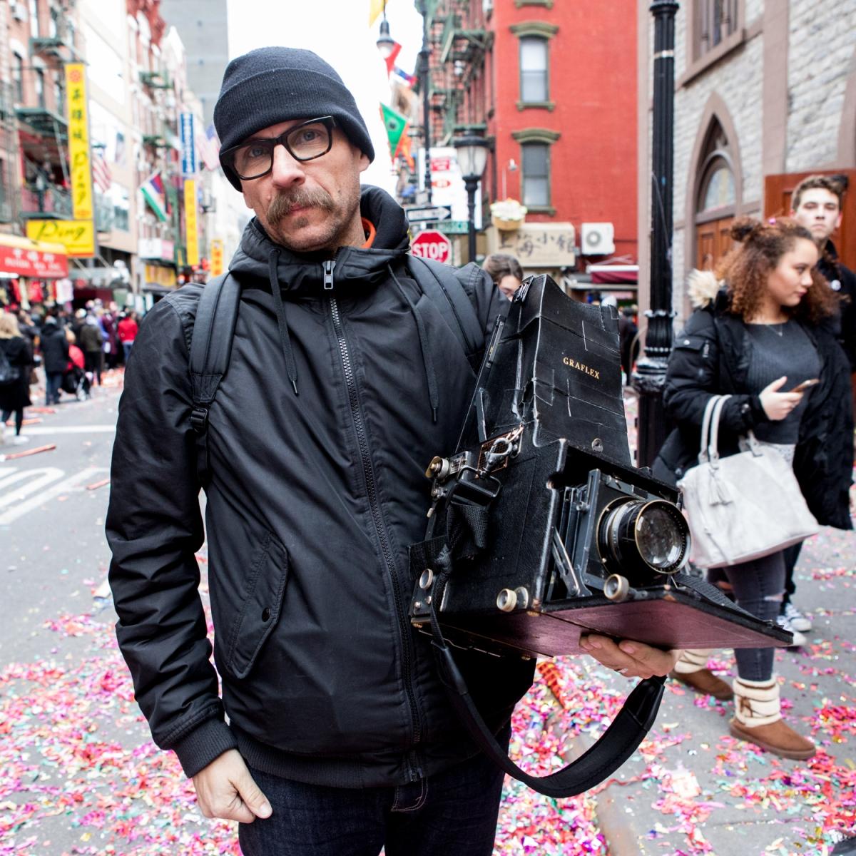 美國春節好熱鬧    ----紐約曼哈頓唐人街大年初一 20170128_图1-31