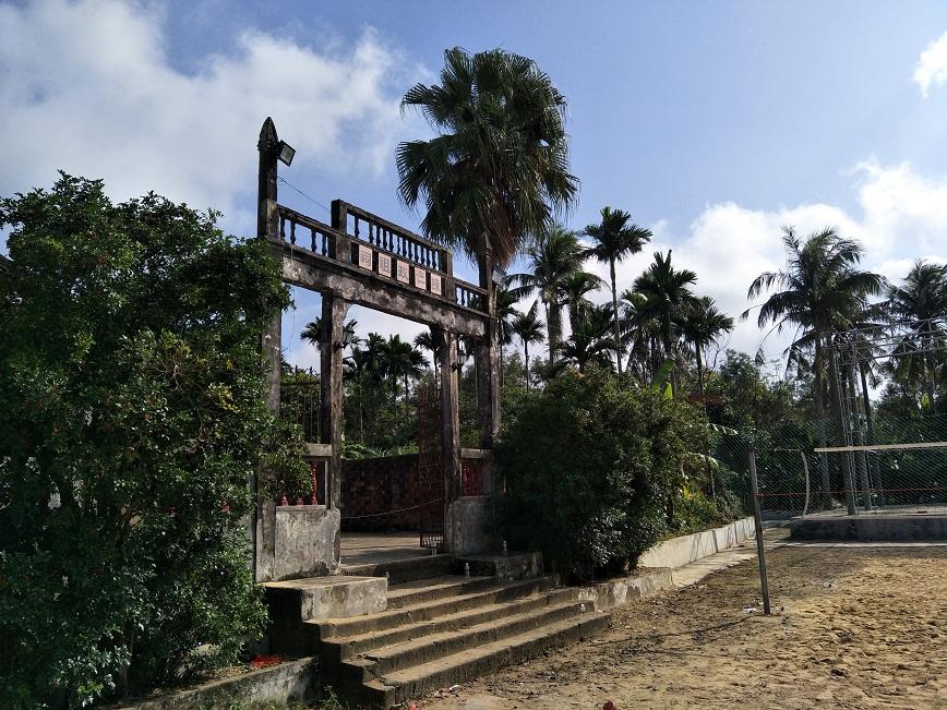 参观附近的朋友家的百年陈仁政祖祠!_图1-4