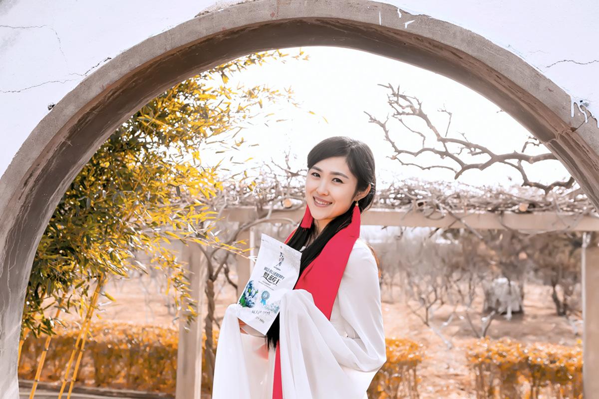 春晚弹奏古筝的沂水女孩是她呀 还和刘能搭戏今天邂逅梅园_图1-22