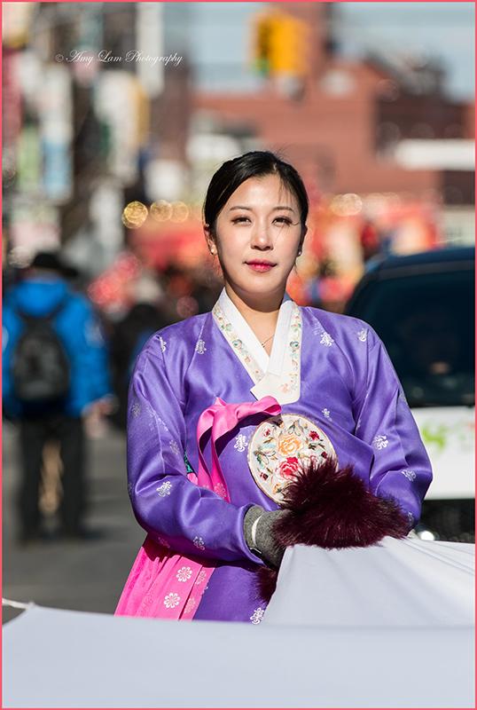 纽约市皇后区法拉盛2017年春节花車遊行_图1-55