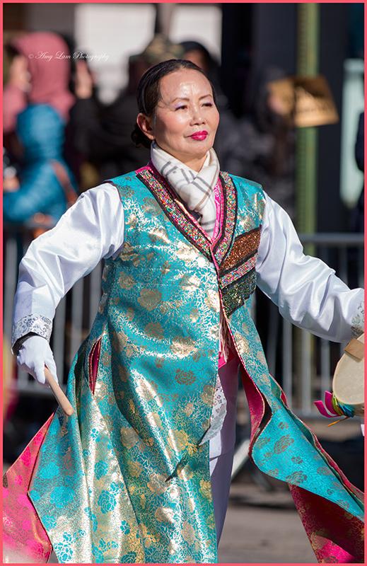 纽约市皇后区法拉盛2017年春节花車遊行_图1-59