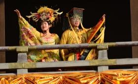 元宵节之唐朝皇帝出巡