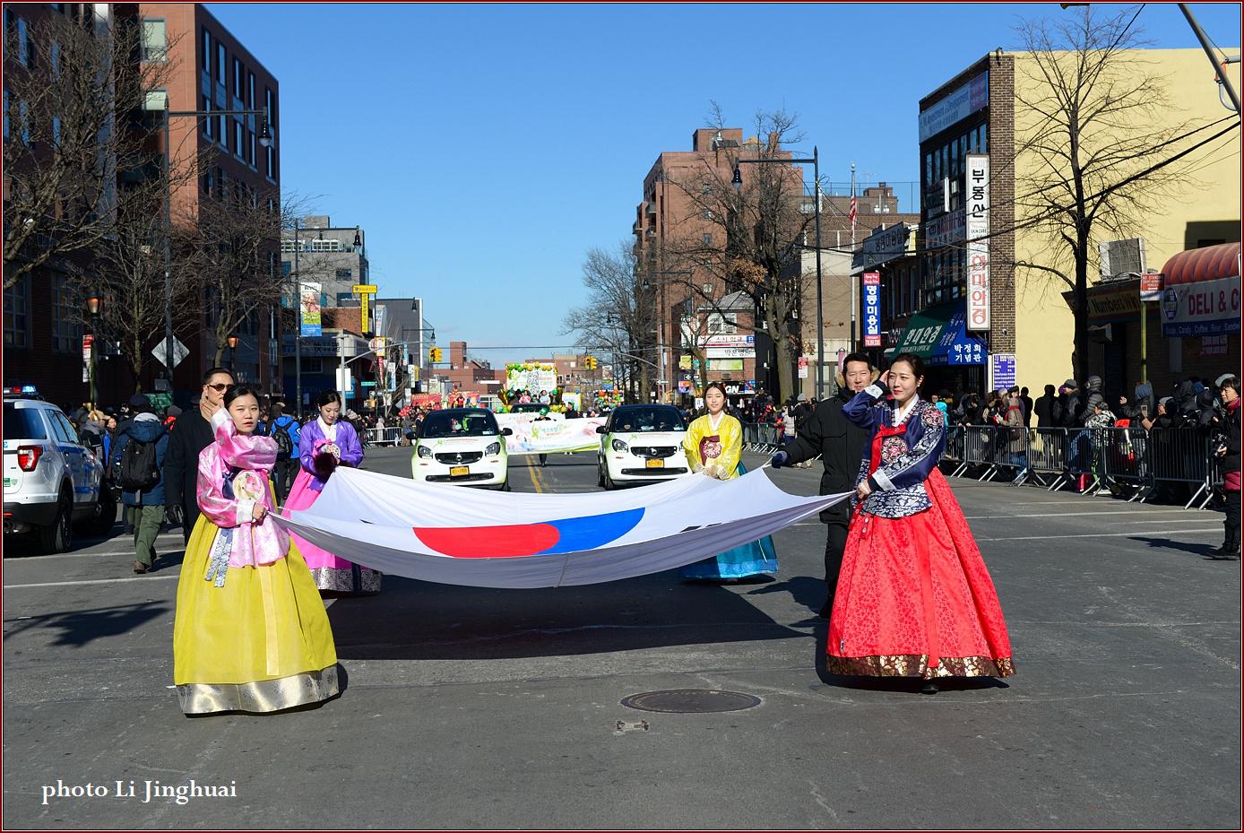 纽约法拉盛农历新年大游行_图1-16