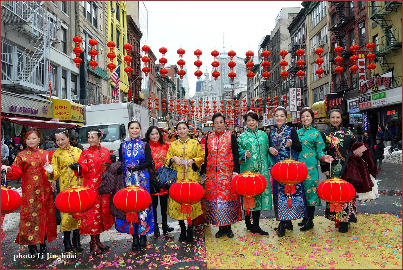 美东华侨华人举办第十四届元宵佳节活动_图1-11
