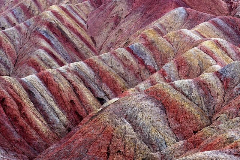 中国甘肃張掖地貌国家公园_图1-12