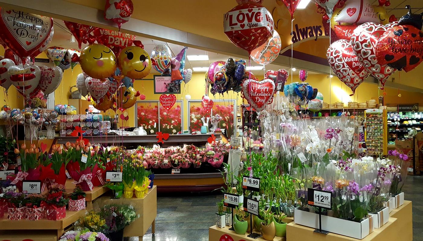 【田螺摄影】逛超市随拍情人节的玫瑰花_图1-9